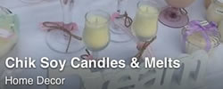 Chik Soy Candles & Melts