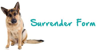 Surrender Form