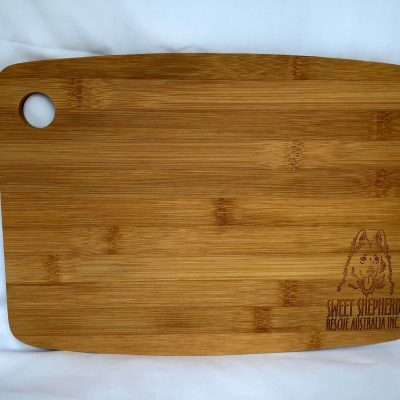 SSRAI Lightweight Bamboo Chopping Board