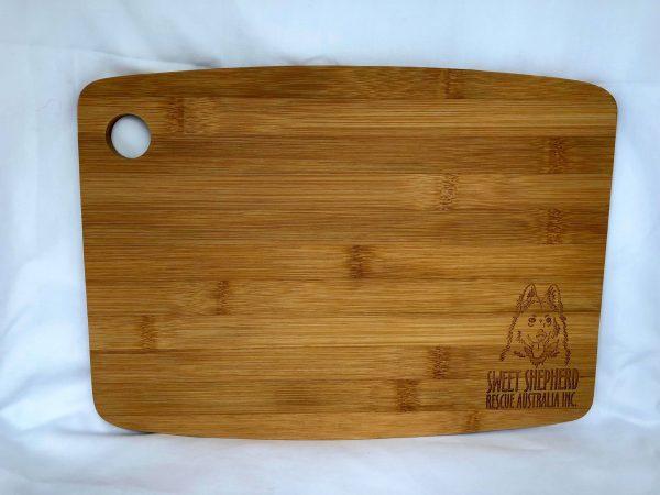 SSRAI Lightweight Bamboo Chopping Board